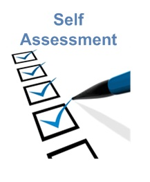 How to act on your self assessment