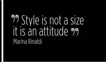 fashion, style, and attitude