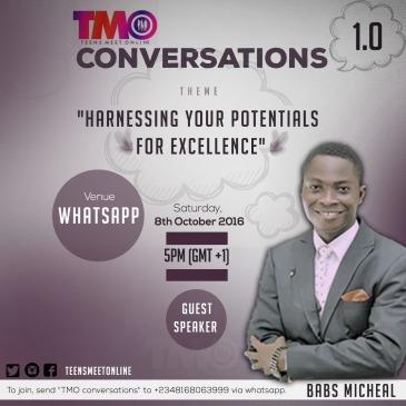 TMO Conversations