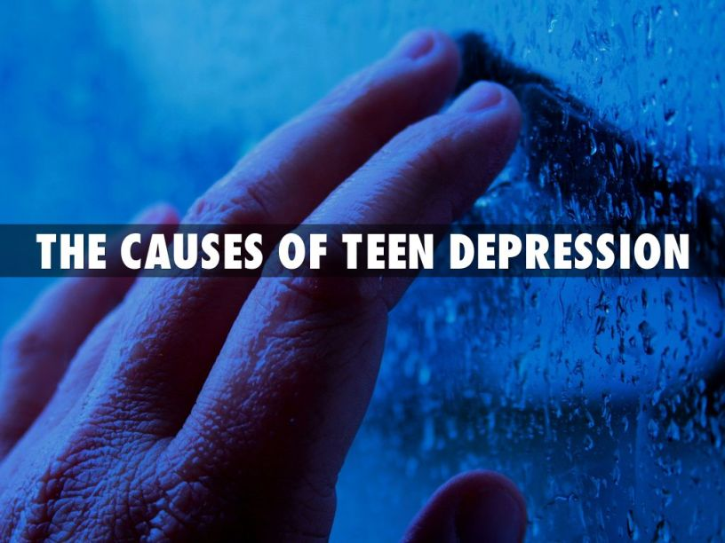 cause of teen depression Free teen depression papers, essays, and research papers.