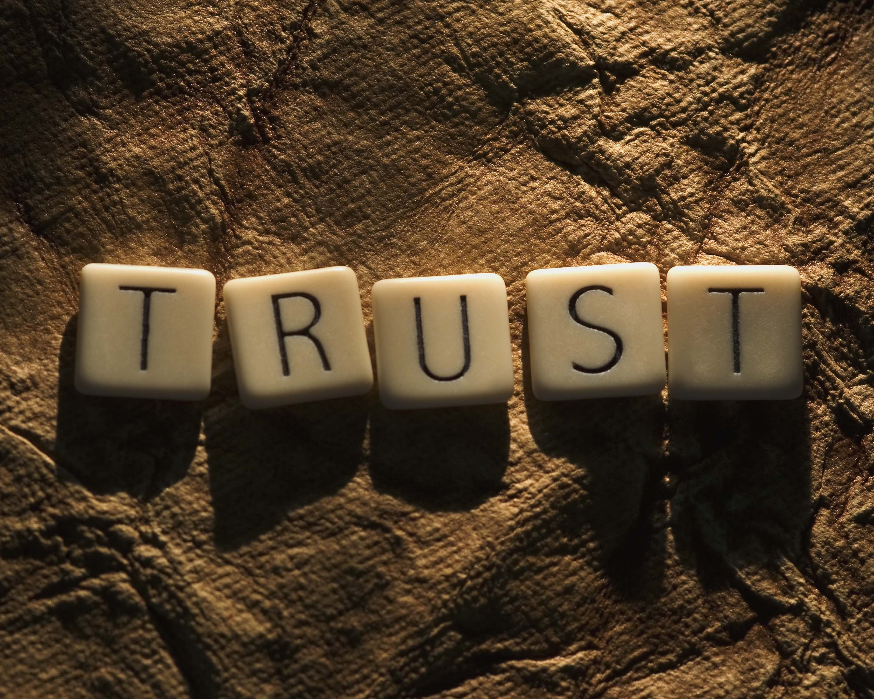 In Whom Do You Put Your Trust?