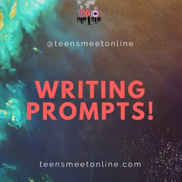 TMO Writing prompts