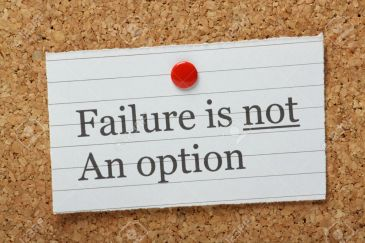 failure is