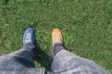 legs, different,
