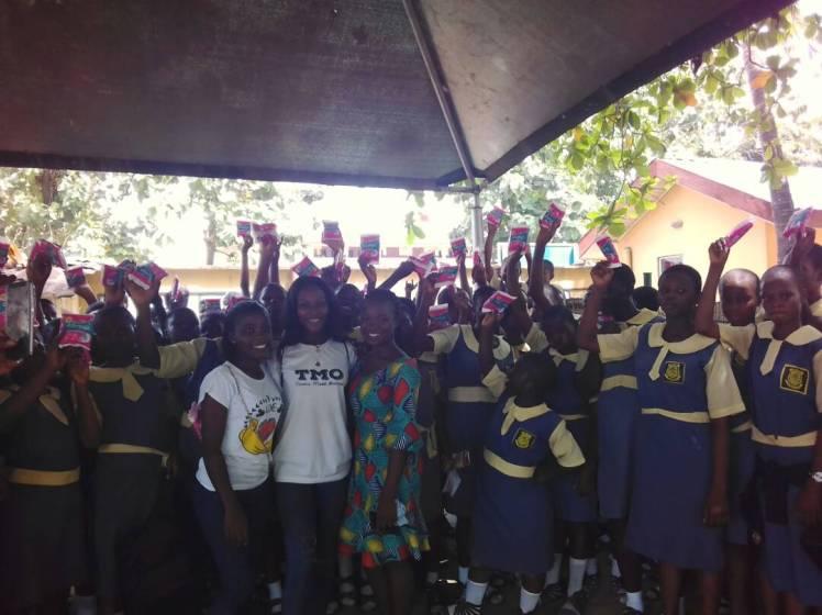 Lagos. School outreach