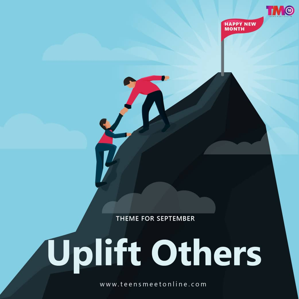 September; uplift others