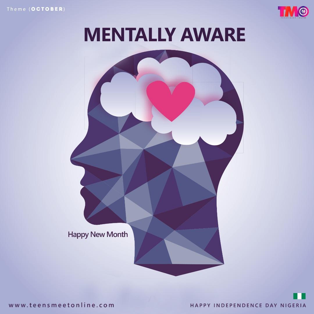 October, mentally aware