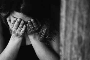 Grief, depression, sadness,