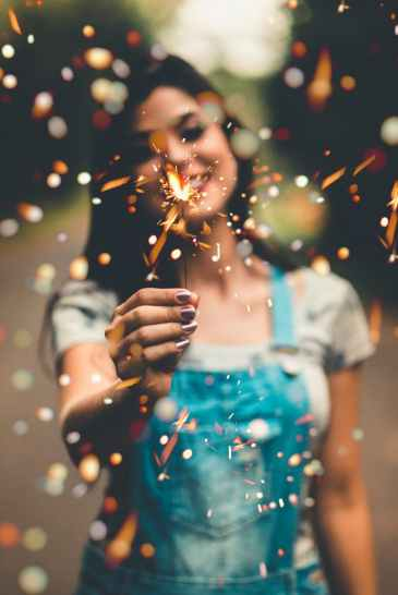 new year, festive, fireworks