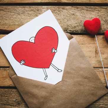 letter, love
