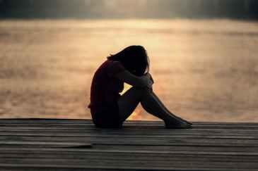 depression, sad