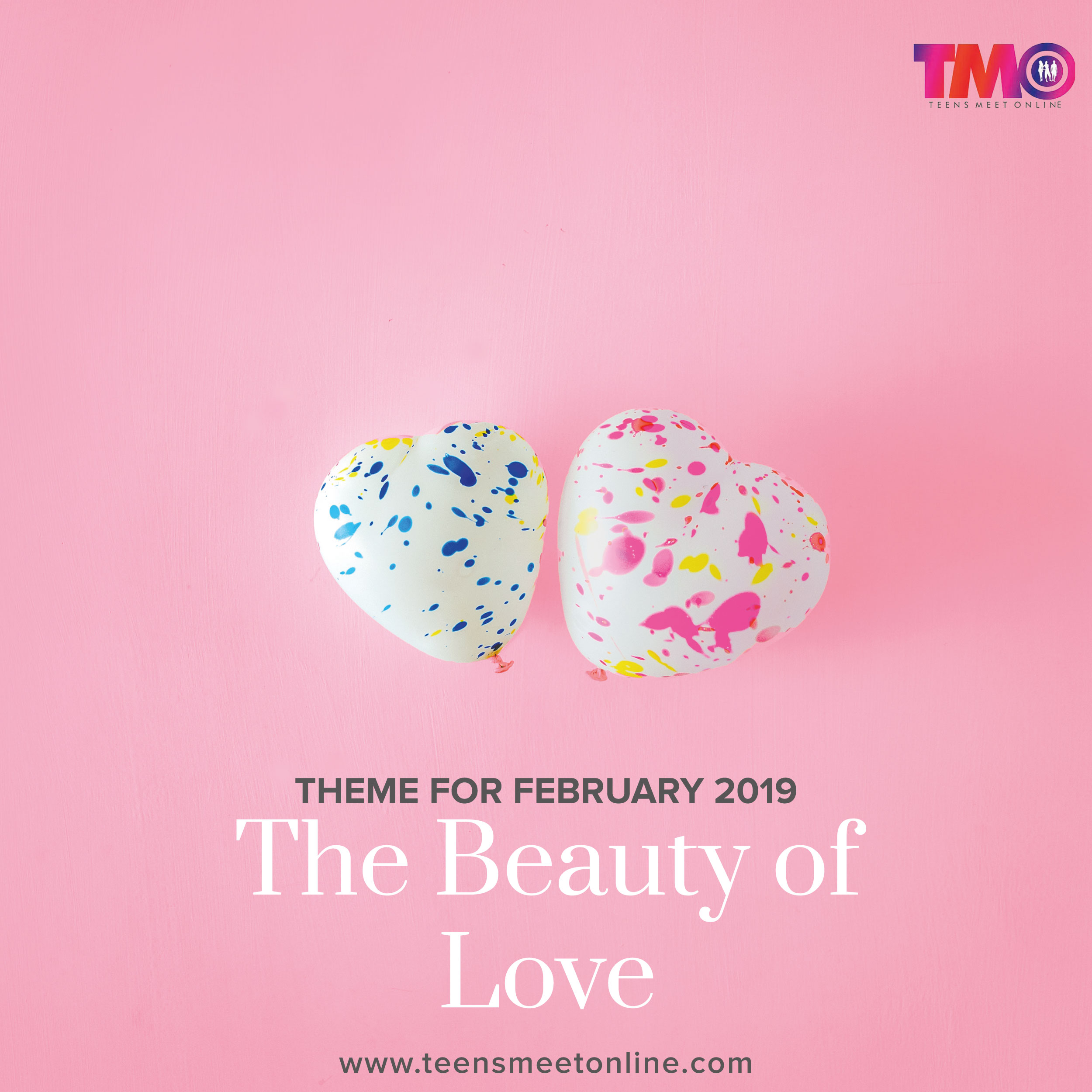 February 2019: The Beauty of Love