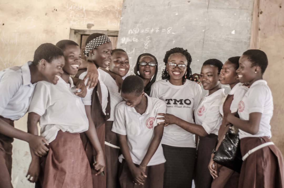 School Outreach 11- Ogbomoso, Nigeria | PadATeen Project