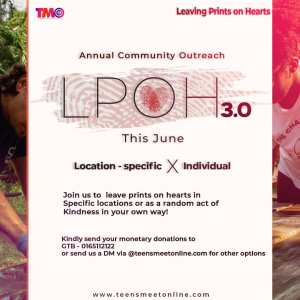 LPOH with Teens Meet Online TMO