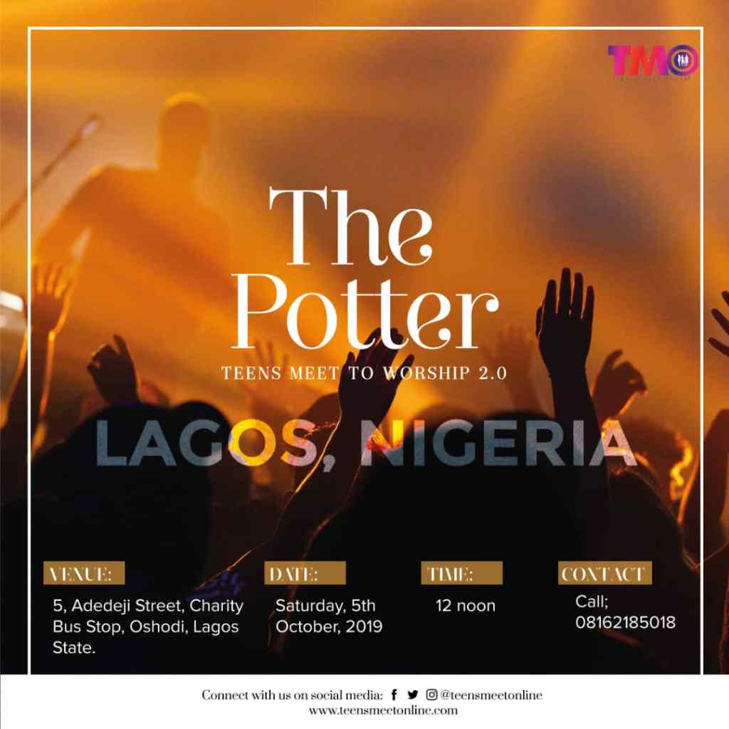 Teens Meet to Worship 2.0, Nigeria