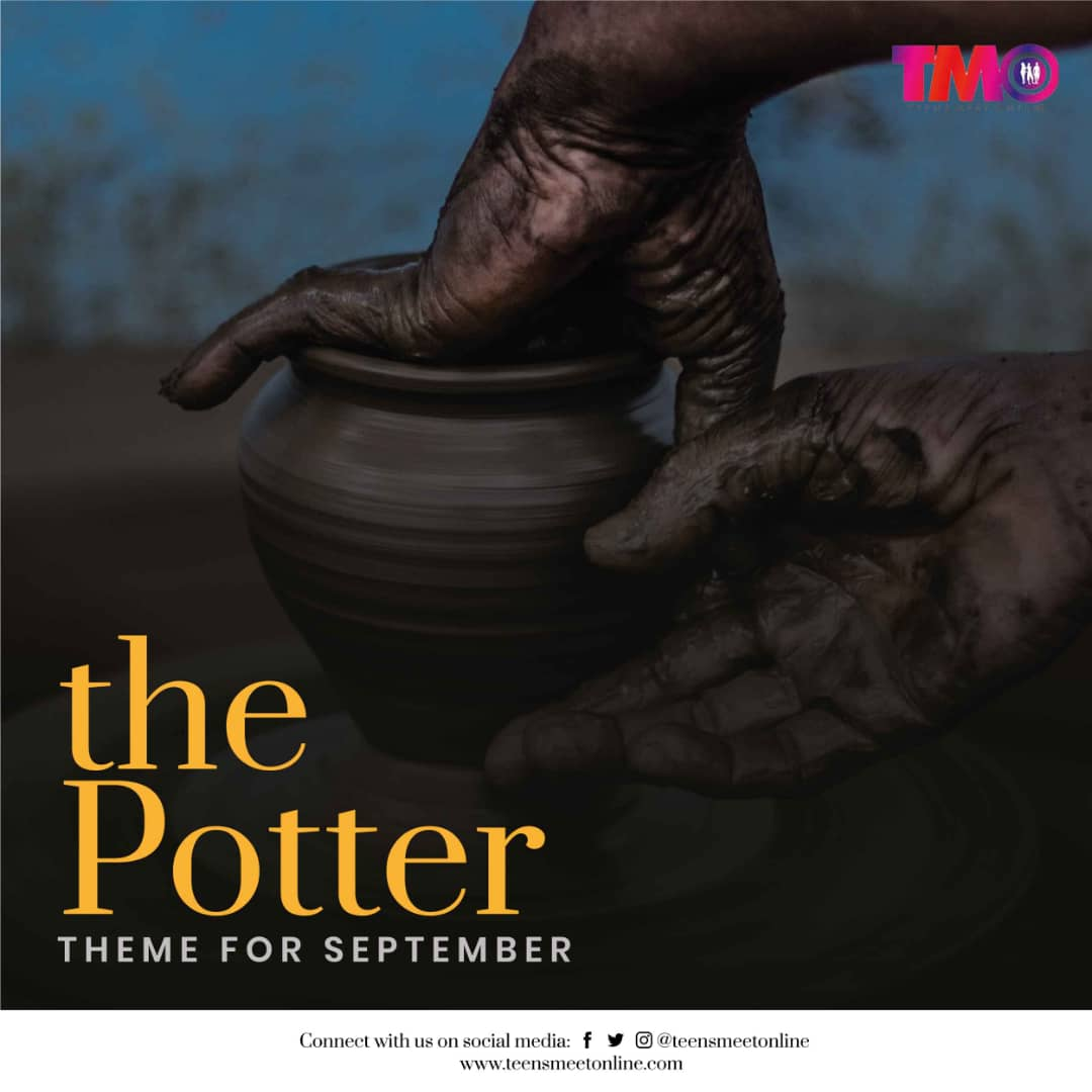 September: the potter