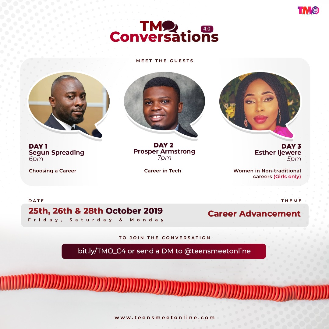 TMO Conversations 4.0 | Meet the Guests