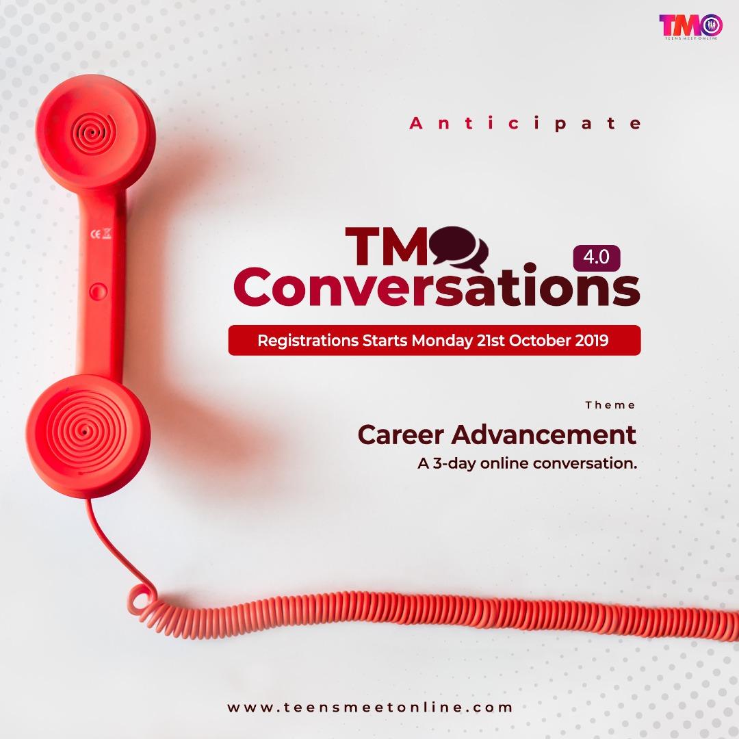 TMOC4- TMO Conversations