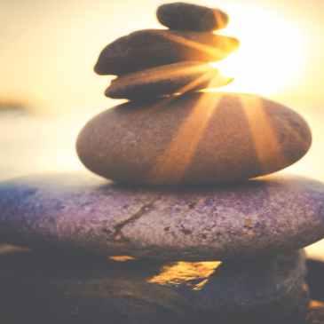 build, stones, sun,
