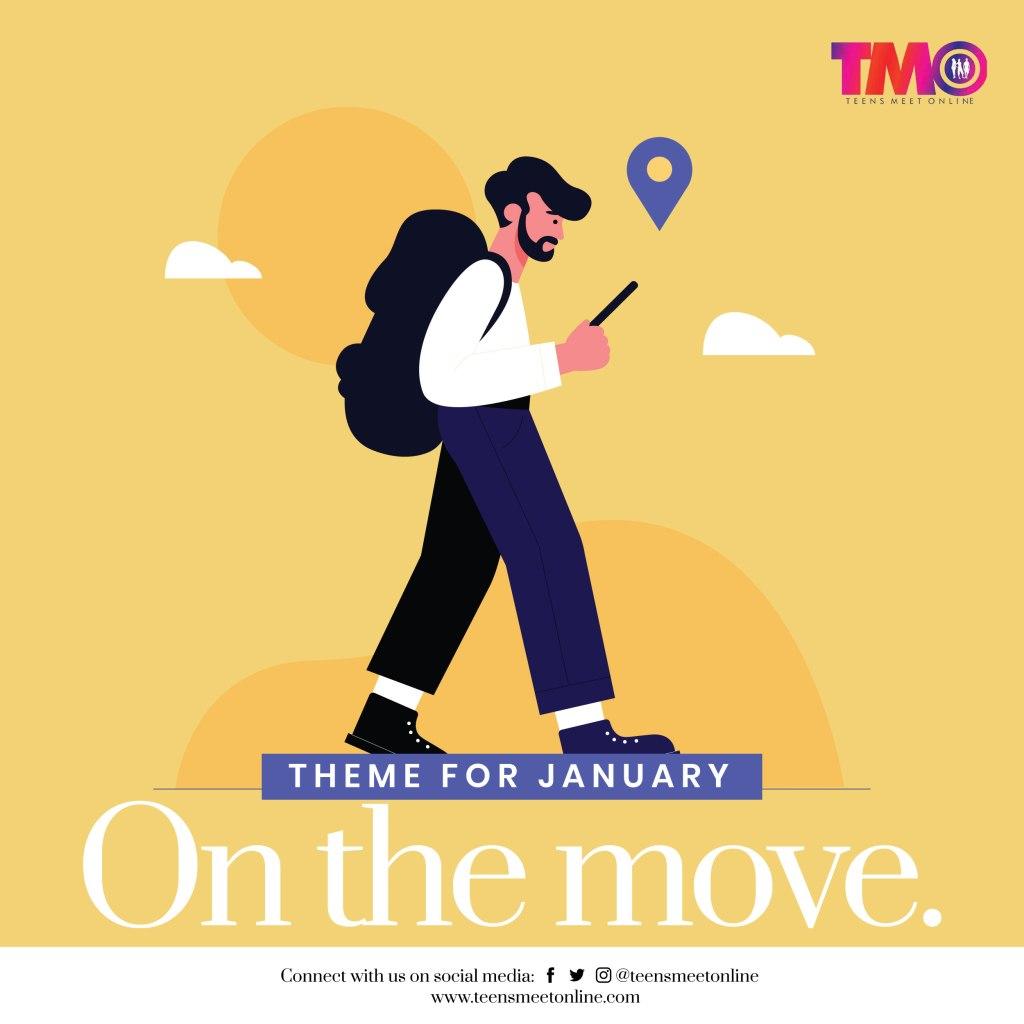 TMO January 2020 theme