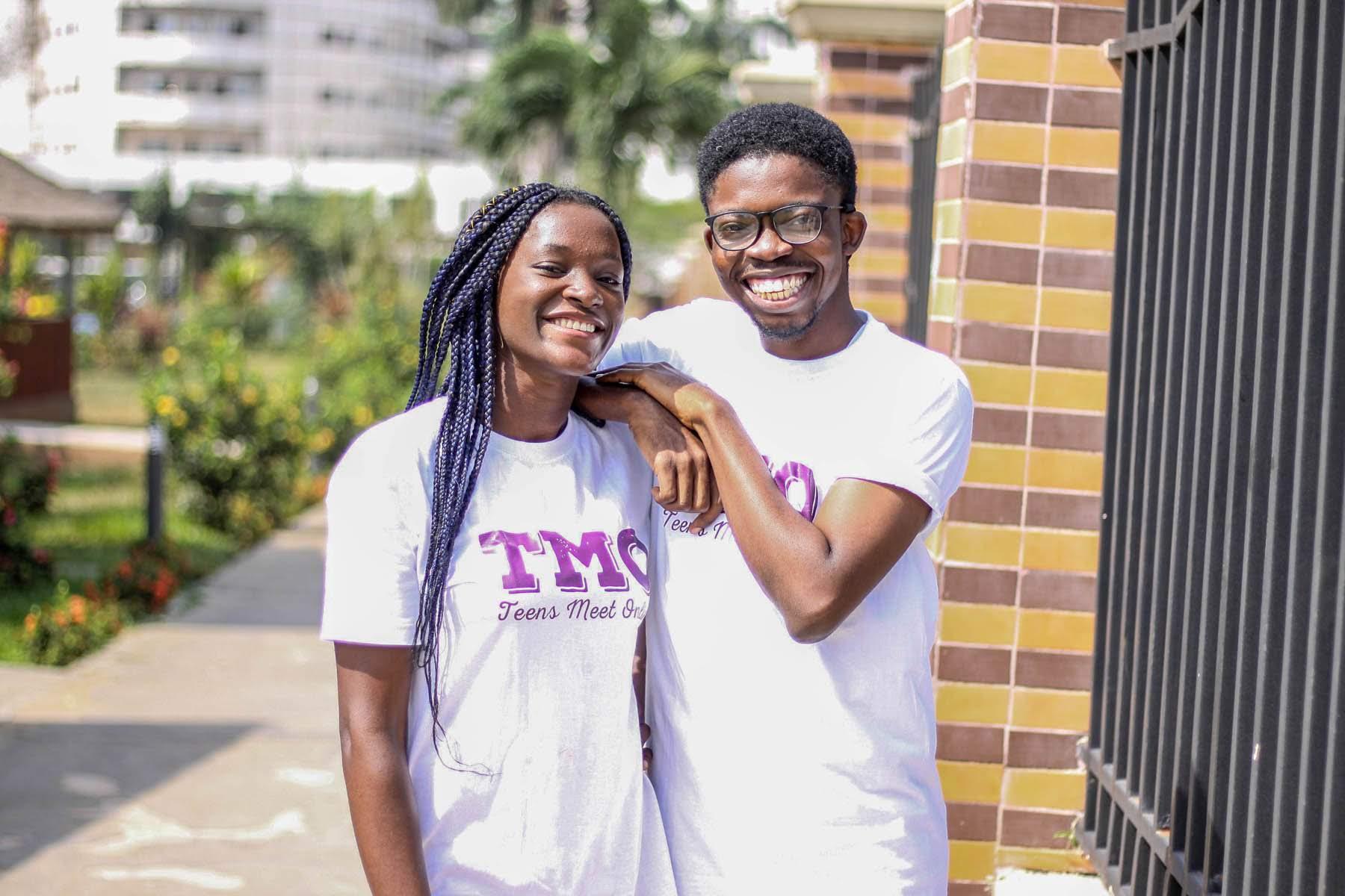 TMO Team: Bolu and TeeFaith