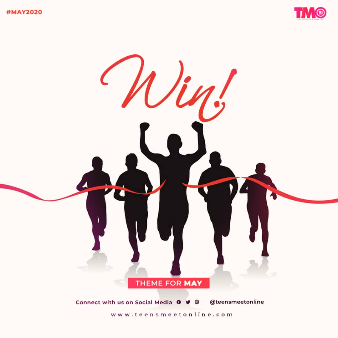 TMO May Theme- WIN