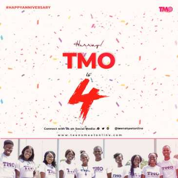 TMO is 4, TMO Anniversary