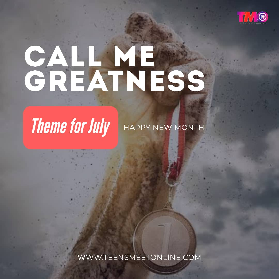 July theme 2020