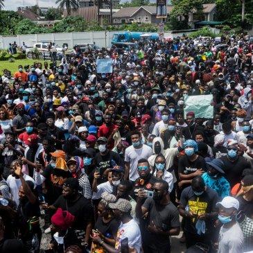 End SARS, Nigeria, Protest, politics