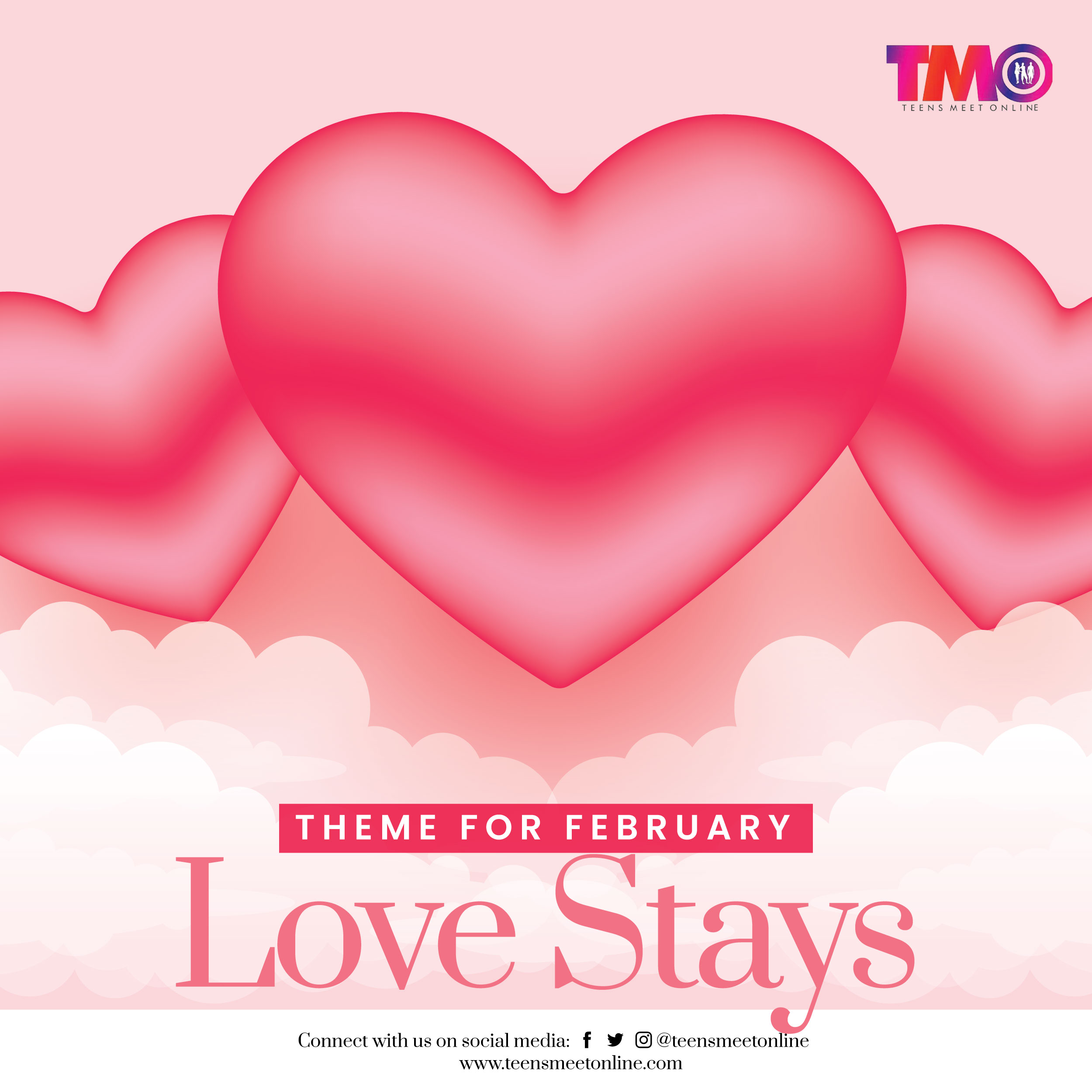TMO Theme of the month: February