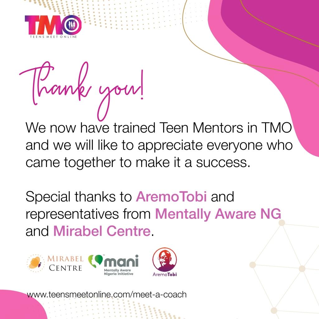TMO-Mentors-Training-announcement