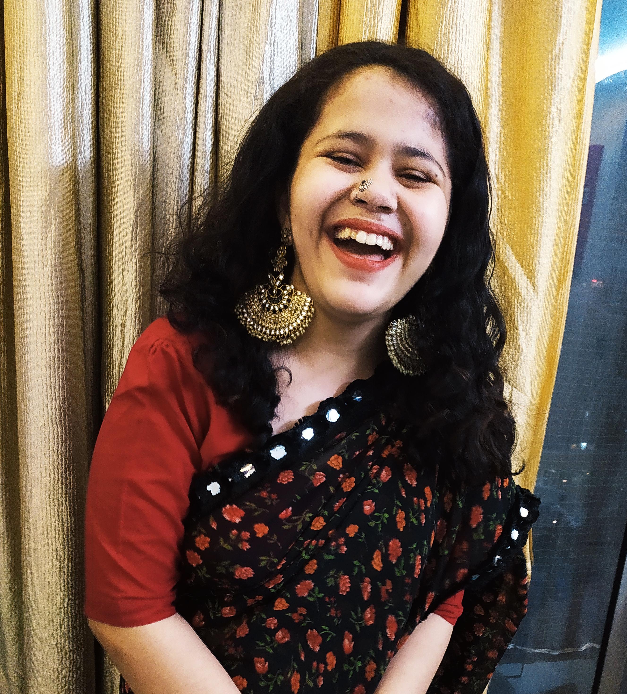 Narayani Joshi, poetry on The Girl Who Has Evolved